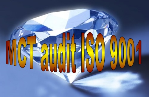 D 35 MCT ISO 9001 internal audit online course